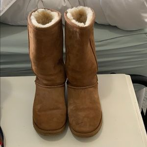 Tall Uggs - Size 6! Barely worn.